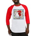 Roosters! Baseball Jersey