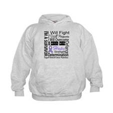 General Cancer Persevere Hoody