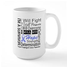 Esophageal Cancer Persevere Mug