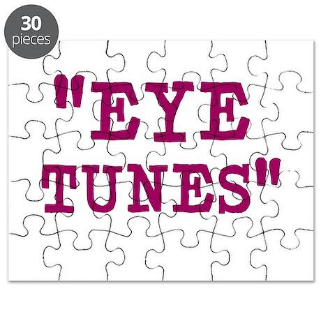 Eye Tunes - Niall Horan Puzzle