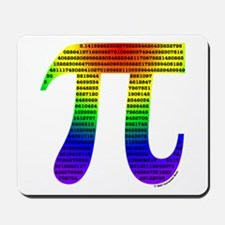 Evan's Pi #1 Mousepad