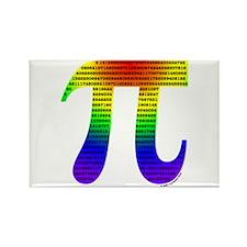 Evan's Pi #1 Rectangle Magnet (10 pack)