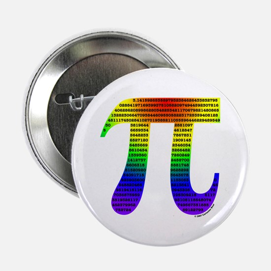 """Evan's Pi #1 2.25"""" Button (10 pack)"""