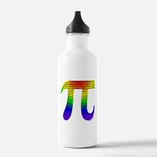 Evan's Pi #1 Water Bottle