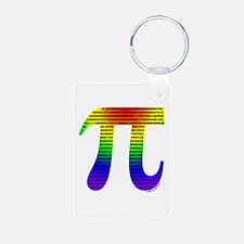 Evan's Pi #1 Keychains