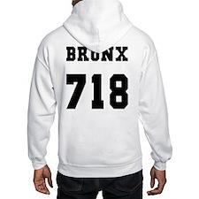 """""""BRONX 718"""" Hoodie"""