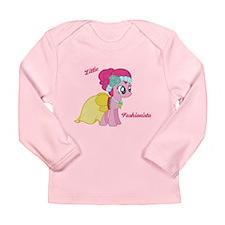 Fashionista Long Sleeve Infant T-Shirt