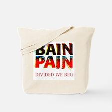 Bain Pain Tote Bag