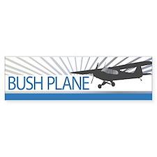 Aircraft Bush Plane Bumper Sticker