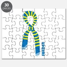 go sweden Puzzle