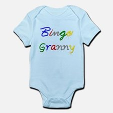 Bingo Granny Infant Bodysuit