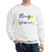 Bingo Granny Sweatshirt