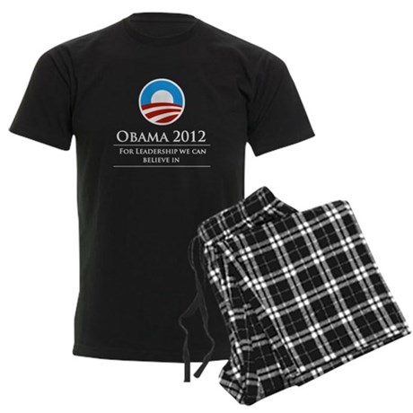 Obama Men's Dark Pajamas