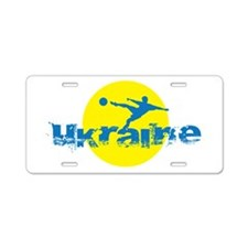 UKR4.png Aluminum License Plate
