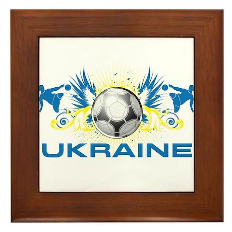 UKR6.png Framed Tile