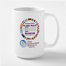 ISRM+OS Logo Mug