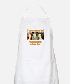 Meanings Change Apron