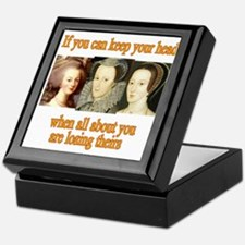 Meanings Change Keepsake Box