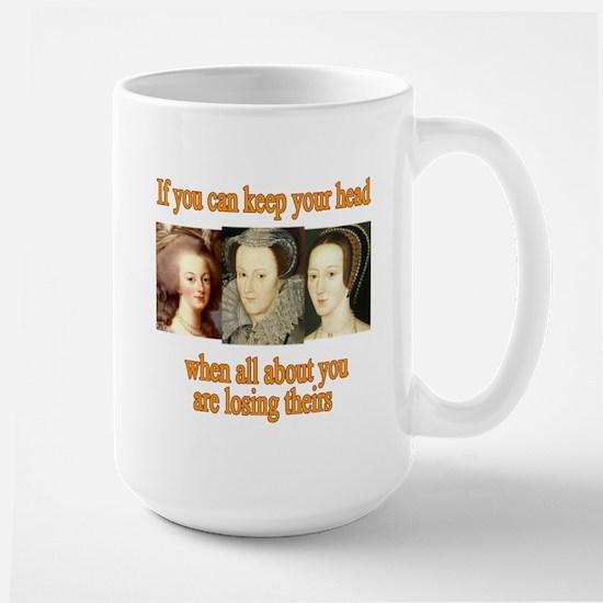 Meanings Change Large Mug