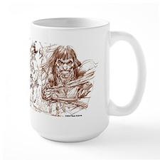 Neal Adams Savage Sketch Mug