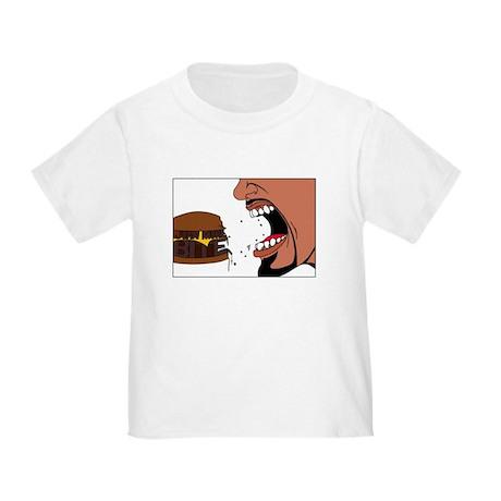 Juan More Bite Toddler T-Shirt