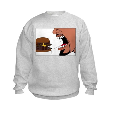 Juan More Bite Kids Sweatshirt