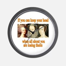 Meanings Change Wall Clock