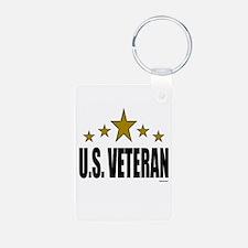 U.S. Veteran Keychains