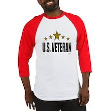 U.S. Veteran Baseball Jersey
