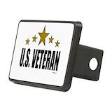 Veteran Hitch Covers