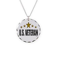 U.S. Veteran Necklace