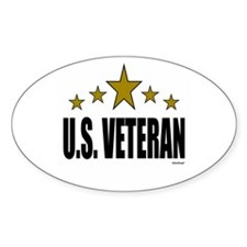 U.S. Veteran Decal