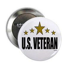 "U.S. Veteran 2.25"" Button (10 pack)"