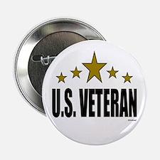 """U.S. Veteran 2.25"""" Button (10 pack)"""