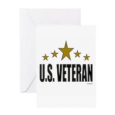 U.S. Veteran Greeting Card