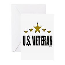 U.S. Veteran Greeting Cards (Pk of 10)