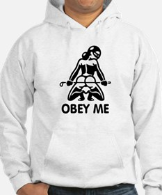 Obey Me Sexy Dominatrix Hoodie