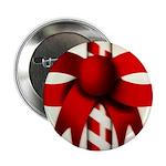 Happy Holidays Candy Cane 2.25