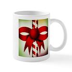 Happy Holidays Candy Cane Mug