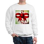 Happy Holidays Candy Cane Sweatshirt