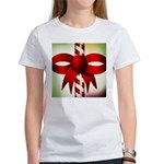 Happy Holidays Candy Cane Women's T-Shirt