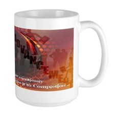 Own Your Vision Ceramic Mugs