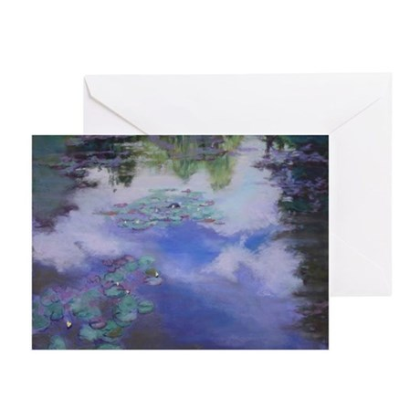 A Day With Monet Greeting Cards (Pk of 10)