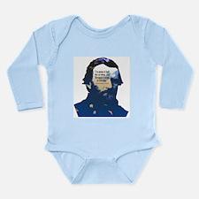 General Grant Long Sleeve Infant Bodysuit