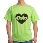 Oslo Green T-Shirt
