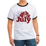 4th of July Ringer T