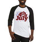 4th of July Baseball Jersey
