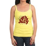 4th of July Jr. Spaghetti Tank