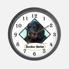 Gordon 3 Wall Clock