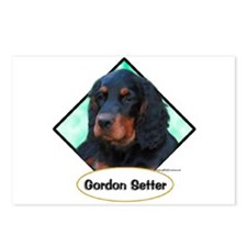 Gordon 3 Postcards (Package of 8)